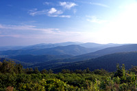 Blue Ridge Mountains, Shenandoah National Park, Virginia